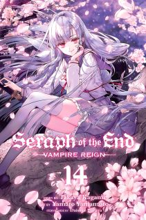 seraph of the end 14 cover